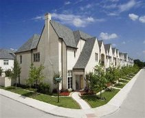 Amber Trails Townhomes Addison