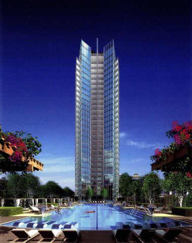 The Azure 2900 McKinnon Avenue Luxury Dallas Highrise