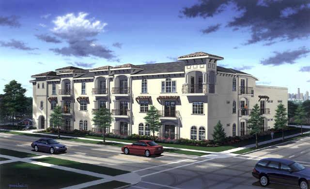 Dallas 5800 Mccommas Condominiums Mstreets