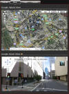 Search Downtown Dallas Real Estate Google Street View