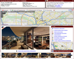 Downtown Dallas Real Estate Search