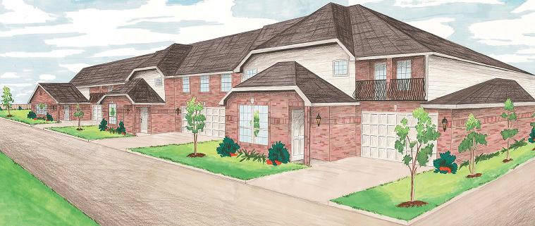 Davenport Meadows Townhomes