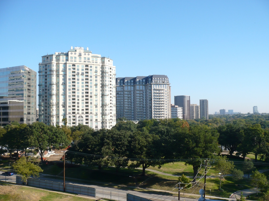 Dallas Highrise Condos Downtown Dallas Highrises