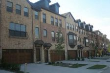 New Las Colinas Townhomes in Irving