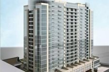 Glass House Downtown Dallas Highrise Condo Apartments For Rent