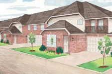 Davenport Meadows New Townhomes North Dallas