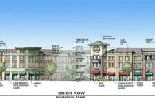 Richardson Real Estate Offers New Brick Row Urban Village