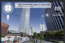 New Dallas Real Estate MLS Search Offering Interactive Map with Google Street View