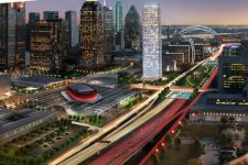 Dallas High Rise Condo Project at Museum Tower Moving Forward