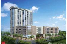 New Forest City Cityplace High Rise Apartments in Uptown Dallas West Village District Moving Forward