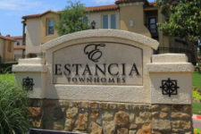 Estancia Townhomes in Addison Offer Luxury Mediterranean Spanish Style Rentals