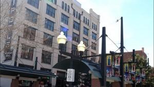 Downtown Dallas West End Station 800 Ross Avenue