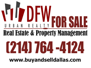 Contact DFW Urban Realty
