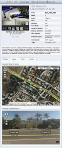Dallas Interactive MLS Map Search