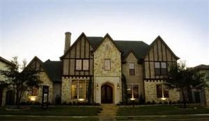 Dallas Tudor Style Homes