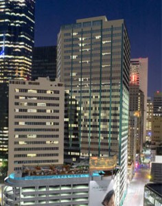 The Mosaic High Rise Apartments in Dallas