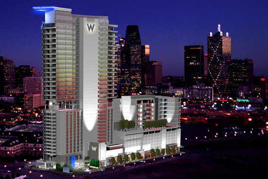 Dallas Victory Park High Rise Condos For Sale Victory