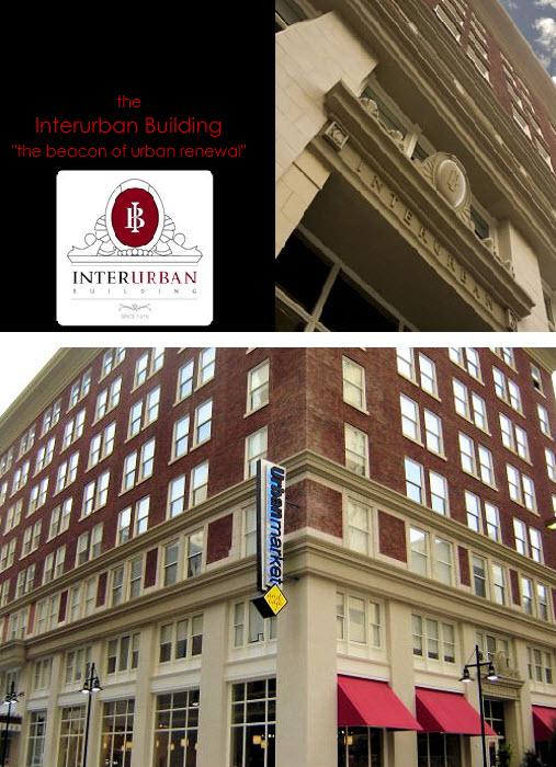 Downtown Dallas Interurban Building Loft Apartments