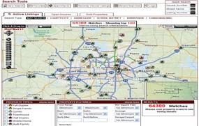 Dallas Real Estate Search Sold Data