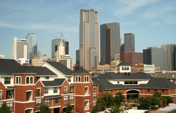 Camden Farmers Market Apartments In Dallas 2210 Canton Downtown Dallas Ur