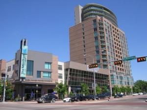 Mondrian Cityplace in Downtown Dallas