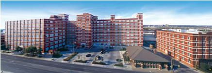 South Side on Lamar Lofts in Dallas 1409 S Lamar Downtown