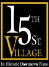 Plano 15th Street Village Condo Townhomes