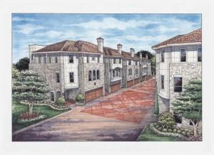 3907 Villas by West Village Condos Dallas