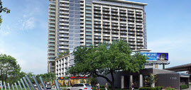 1400 Hi Line High Rise Apartments in Dallas