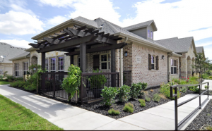 New Villas in the Park Townhomes Fairview