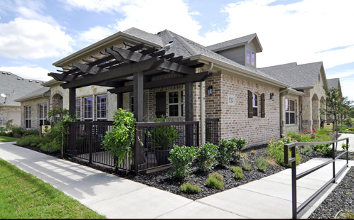 Great New Villas In The Park Townhomes Fairview