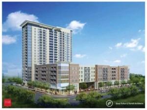 Forest City Dallas West Village High Rise Apartments